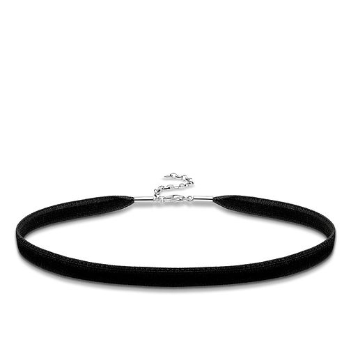 Thomas Sabo Ladies' Silver Single Choker - Product number 8794294