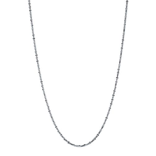 9ct White Gold Chain - Product number 8861641