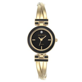 Anne Klein Ladies' Gold Tone Bracelet Watch - Product number 8887748