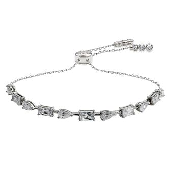 CARAT* LONDON Ladies' Madison Adjustable Bracelet - Product number 8909709