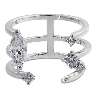 CARAT* LONDON Ladies' Noa Baby Ring Size N - Product number 8911908