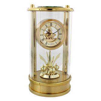 WM. Widdop Gold Mantle Clock - Product number 8921687