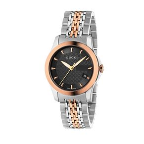 Gucci G-Timeless Ladies' Two-Tone Bracelet Watch - Product number 8946574