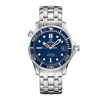 Omega Seamaster Diver 300M men's bracelet watch - Product number 8947643