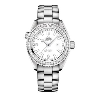 Omega Seamaster 600M Ladies' Stainless Steel & Diamond Watch - Product number 8948356