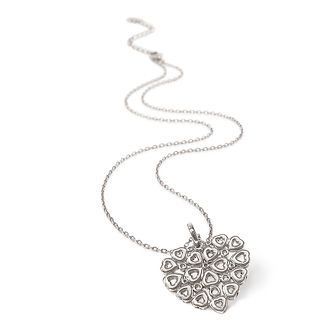 Folli Follie Style Stories Ladies' Silver Heart Pendant - Product number 8975574