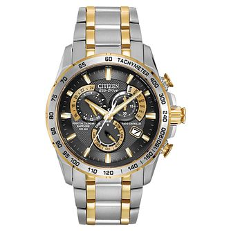 Citizen Eco-Drive Two Tone Bracelet Watch - Product number 8997543