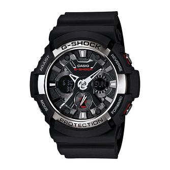 Casio G-Shock Men's Black Strap Watch - Product number 8997853