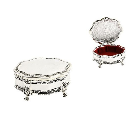 Special Memories Silver Style Trinket Box - Product number 9034307