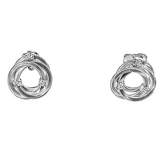 Marco Bicego 18ct White Gold Diamond Earrings - Product number 9095837