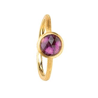 Marco Bicego  Jaipur 18ct Yellow Gold Amethyst Ring - Product number 9097074