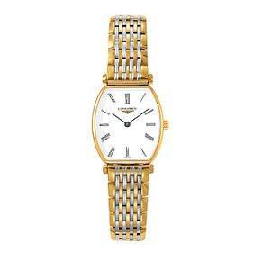 Longines La Grande Classique Ladies' Gold Plated Watch - Product number 9099913