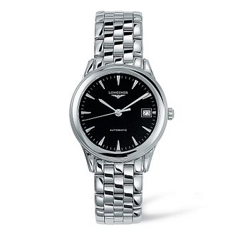 Longines Flagship Men's Black Dial Bracelet Watch - Product number 9099948
