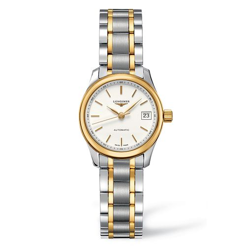 Longines Master Collection Ladies' Two Colour Bracelet Watch - Product number 9099956