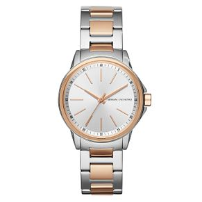 Armani Exchange Ladies' Two-Tone Bracelet Watch - Product number 9105581