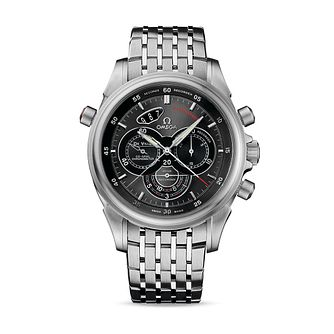 Omega De Ville Men's Stainless Steel Bracelet Watch - Product number 9118969