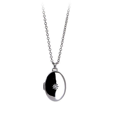 Hot Diamonds oval locket pendant - Product number 9126287