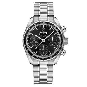 Omega Speedmaster Stainless Steel Bracelet Watch - Product number 9178597