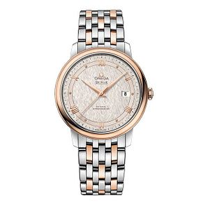Omega De Villie Ladies' Two Coloured Bracelet Watch - Product number 9178619