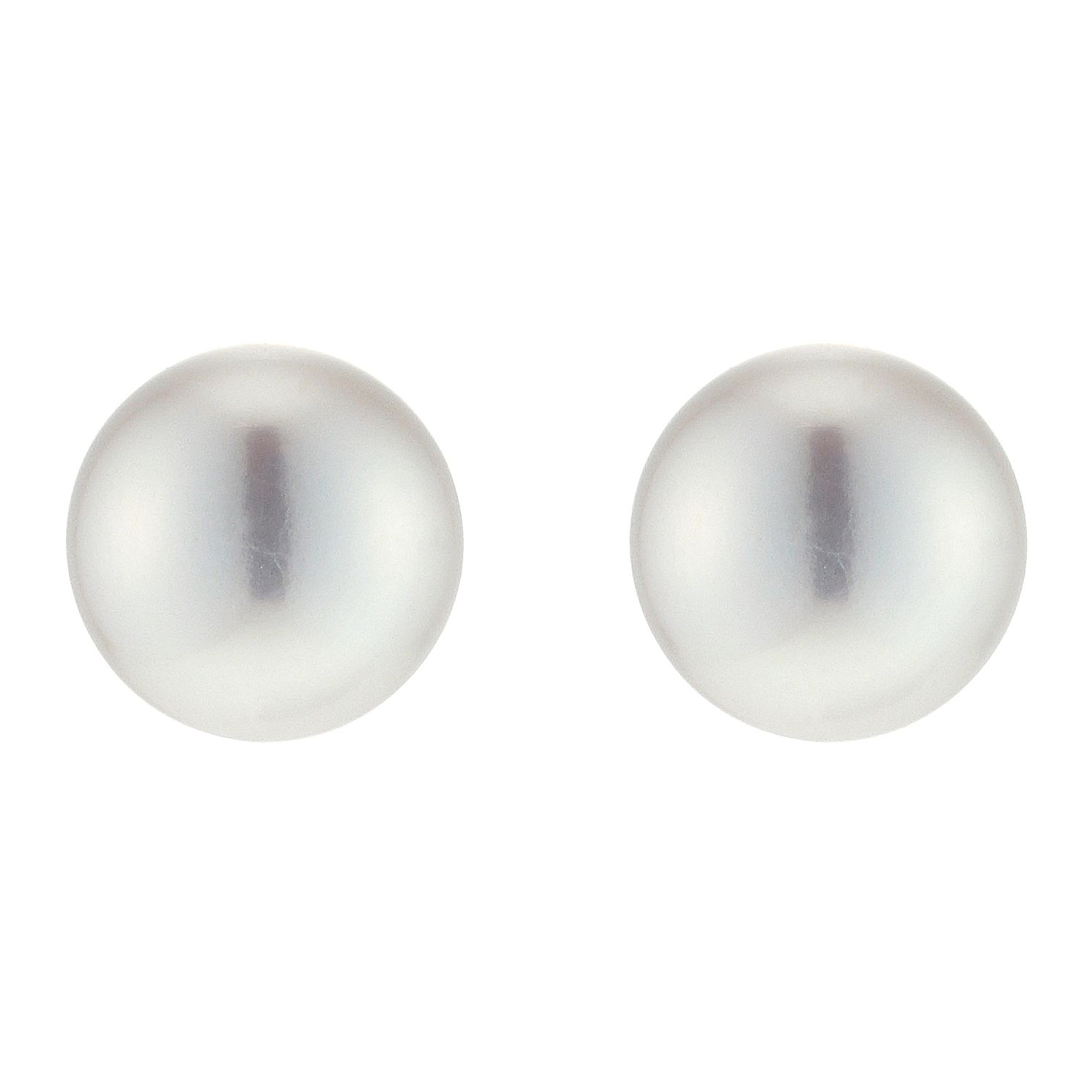 9ct Yellow Gold Cultured Freshwater Pearl 8mm Stud Earrings - Product number 9187987