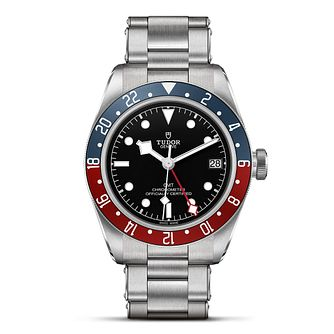 Tudor Black Bay GMT Men's Stainless Steel Bracelet Watch - Product number 9192794