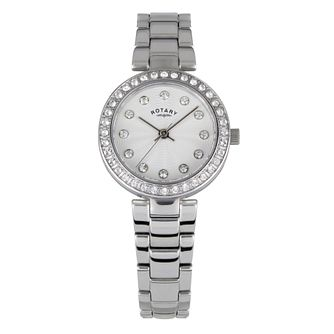 Rotary Ladies' Stone Set Bracelet Watch - Product number 9204822