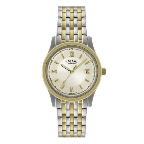 Rotary Men's Two Tone Bracelet Watch - Product number 9205020