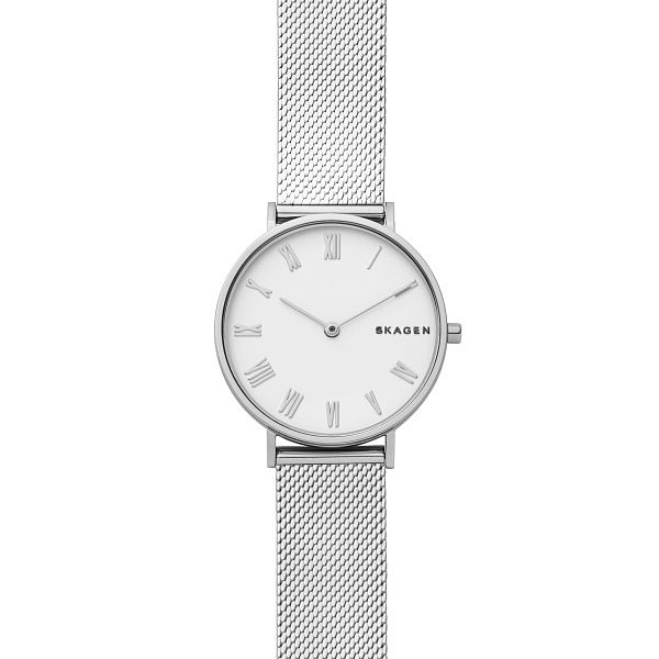 Skagen Hald Ladies' Stainless Steel Mesh Bracelet Watch - Product number 9227199