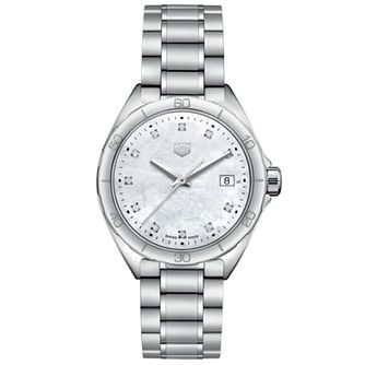 TAG Heuer Formula 1 Ladies' Stainless Steel Bracelet Watch - Product number 9227369