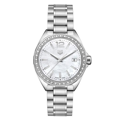 TAG Heuer Formula 1 Ladies' Stainless Steel Bracelet Watch - Product number 9227377