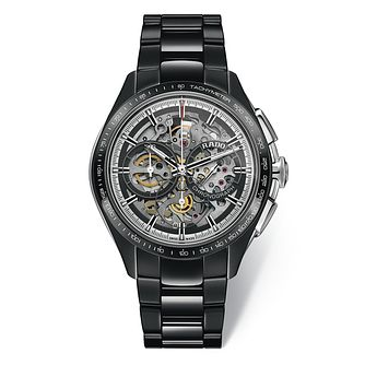 Rado Men's HyperChrome Chronograph Skeleton Bracelet Watch - Product number 9300023