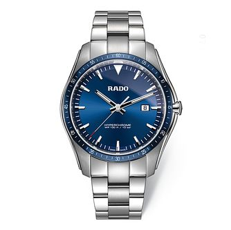Rado Hyperchrome Men's Stainless Steel Bracelet Watch - Product number 9300090