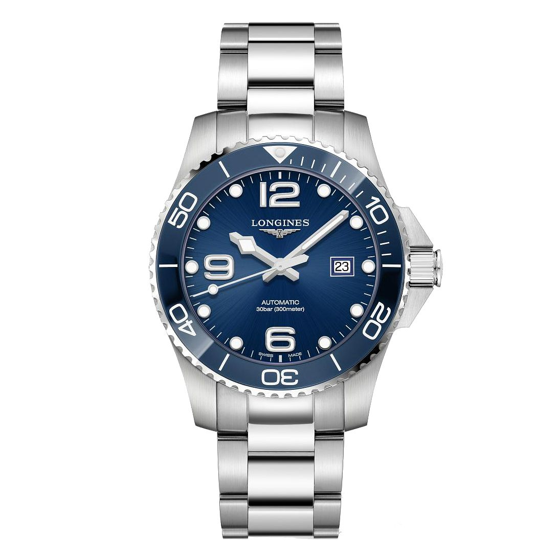 Longines Hydroconquest Men's Stainless Steel Bracelet Watch - Product number 9301747