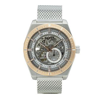 BOSS Gen 4 Men's Stainless Steel Bracelet Watch - Product number 9302182