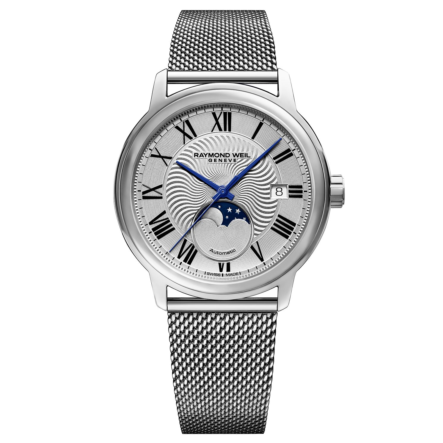 Raymond Weil Maestro Men'S Stainless Steel Bracelet Watch - Product number 9302654