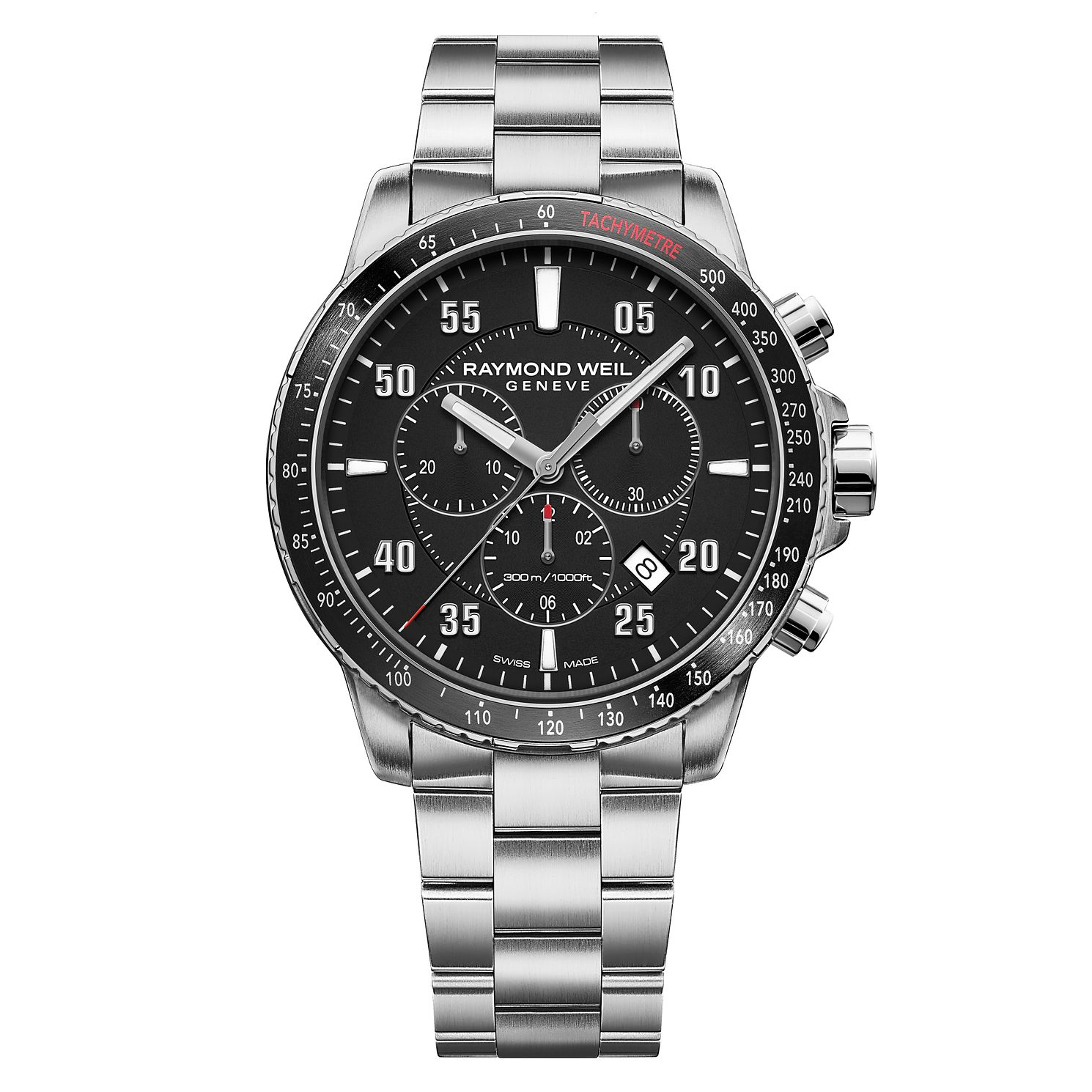 Raymond Weil Tango Men'S Stainless Steel Bracelet Watch - Product number 9302808