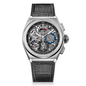 Zenith Men's Defy El Primero 21 Skeleton Strap Watch - Product number 9303812