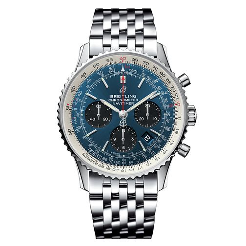 Breitling Navitimer Men's Chronograph Bracelet Watch - Product number 9303863