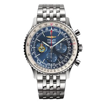 Breitling Navitimer Limited RAF Edition Men's Bracelet Watch - Product number 9303928