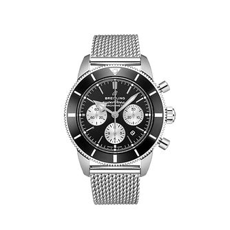 Breitling Superocean II Men's Stainless Steel Bracelet Watch - Product number 9303936
