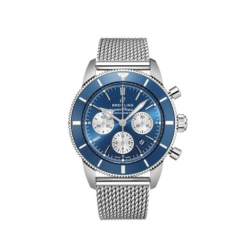 Breitling Superocean Heritage II Men's Bracelet Watch - Product number 9304185