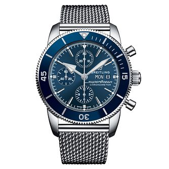 Breitling Superocean Two Coloured Chronograph Watch - Product number 9304207