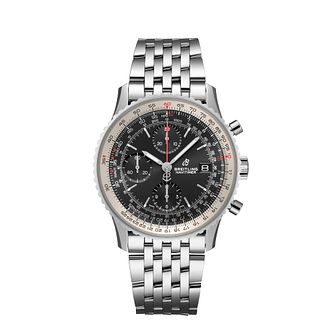 Breitling Navitimer 41 Men's Stainless Steel Bracelet Watch - Product number 9304215