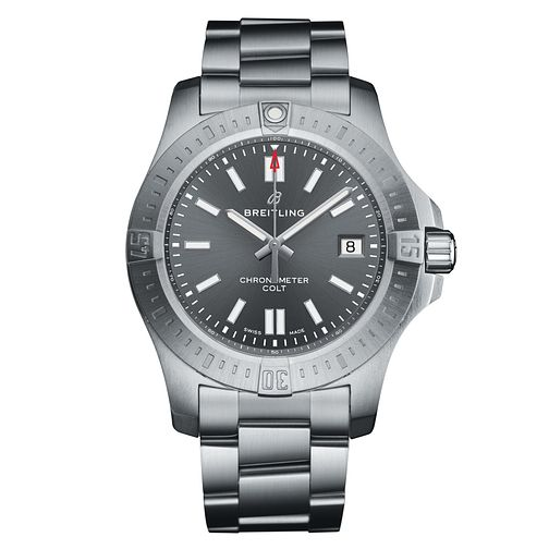 Breitling Colt Men's Stainless Steel Bracelet Watch - Product number 9304274