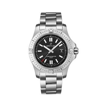 Breitling Colt 44 Men's Stainless Steel Bracelet Watch - Product number 9304312