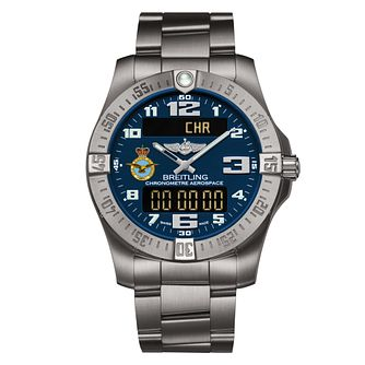 Breitling Professional Limited RAF Edition Titanium Watch - Product number 9304495