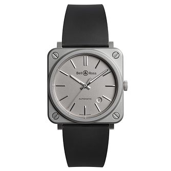 Bell & Ross BR-S Black Strap Watch - Product number 9306323