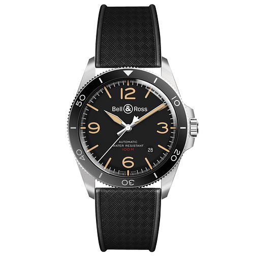 Bell & Ross Men's Black Strap Watch - Product number 9306366