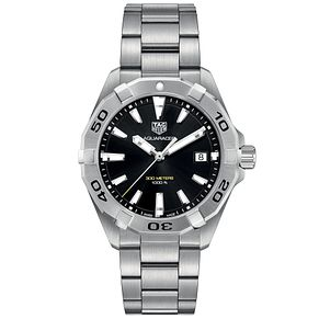 TAG Heuer Aquaracer Men's Stainless Steel Bracelet Watch - Product number 9306498