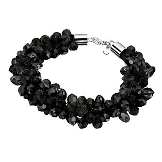 OSO Black Chunky Crystal Bracelet - Product number 9340149